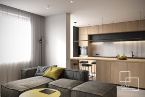 02 apartemen puri park view - klik interior
