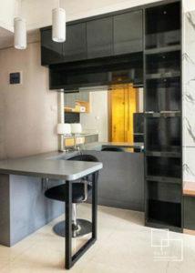 03 apartemen taman anggrek - paty interior