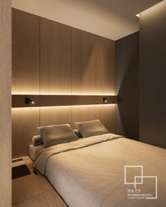 06 apartemen puri park view - klik interior