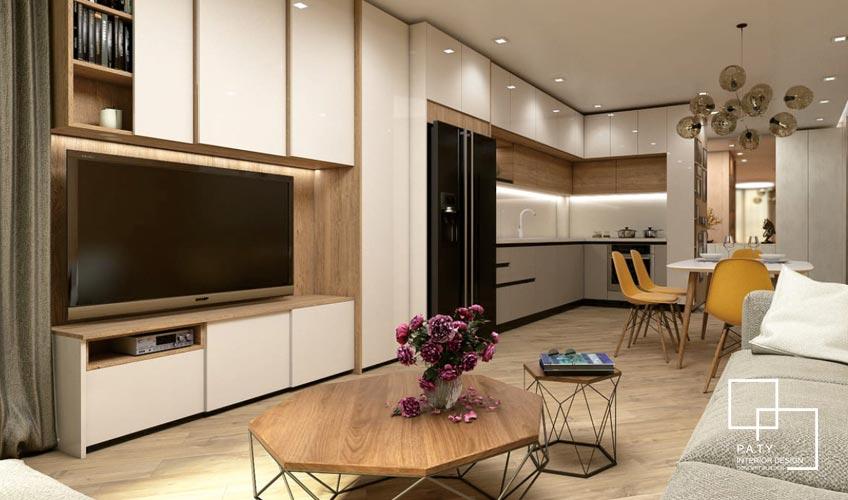 Gaya Interior Minimalis Modern - PATY interior